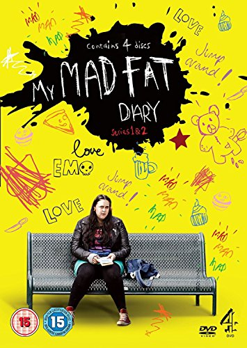 My Mad Fat Diary - Series 1-2 [Import anglais]