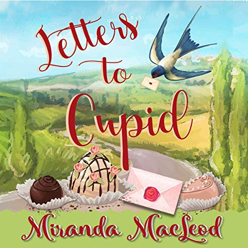 Letters to Cupid audiobook cover art