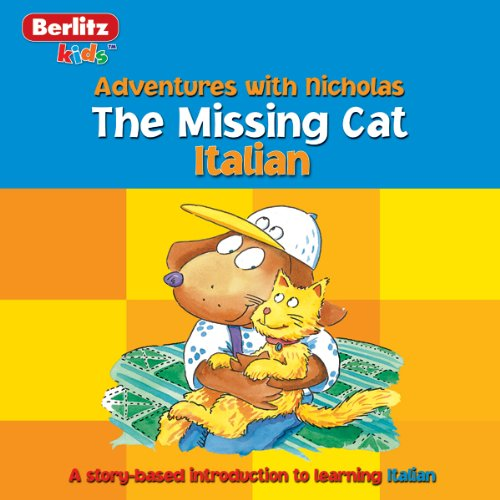 The Missing Cat cover art