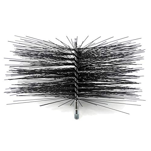 Find Bargain Midwest Hearth Square Wire Chimney Cleaning Brush (12-Inch Square)