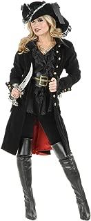 female pirate coat
