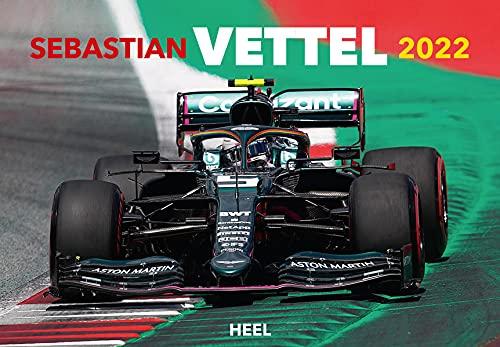 Sebastian Vettel 2022: 15 Jahre Formel 1: Toro Rosso - Red Bull - Ferrari