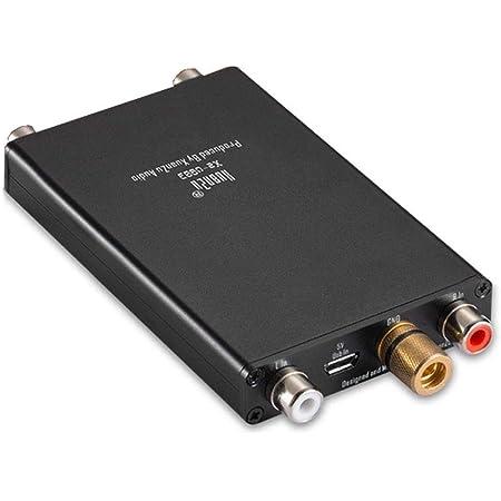Unione Europea Amplificatore Phono Box P4 Placcato in Oro RCA Pannello Disegno ASHATA Preamplificatore per Giradischi Phono sabbiatura MM Amplificatore Phono,