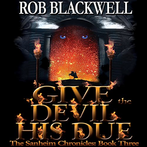 Give the Devil His Due audiobook cover art