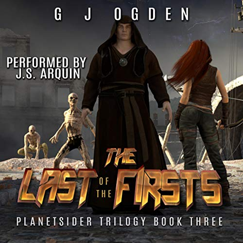 Couverture de The Last of the Firsts (A Post Apocalyptic Science Fiction Thriller)