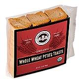 Three Little Pigs Organic Whole Wheat Toasts, 2.8 oz