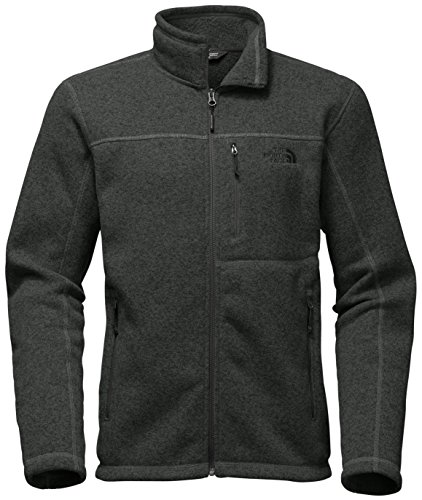 The North Face Gordon Lyons Veste Homme, Tnf Dark Grey Heather, FR : S (Taille Fabricant : S)