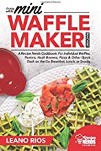 Best waffle bowl recipe with maker Reviews