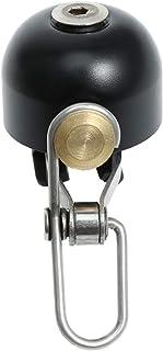 WINOMO Black Retro Bike Bells Bicycle Handlebar Metal Ring MTB Road Bikes Horns