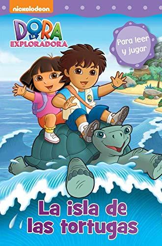 La isla de las tortugas (Dora la exploradora. Pictogramas)