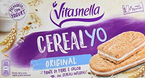 Vitasnella Cereal Yo Original, 5 x 50.6g