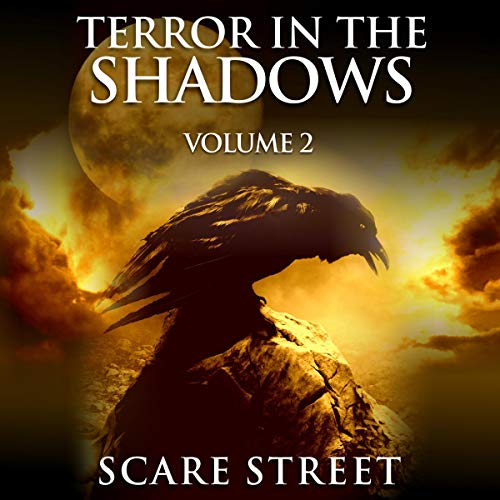 Terror in the Shadows, Volume 2 cover art