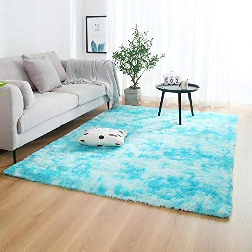 Zzxx Soft Carpets Bedroom Water absorptie Carpet Rugs for Living Room Bedroom