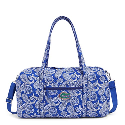 Vera Bradley unisex-adult Ncaa Large Travel Duffle Bag (Multiple Teams Available) Size: One Size