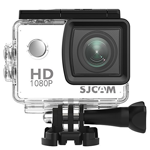 SJCAM Action Camera SJ4000ufficiale, bianco