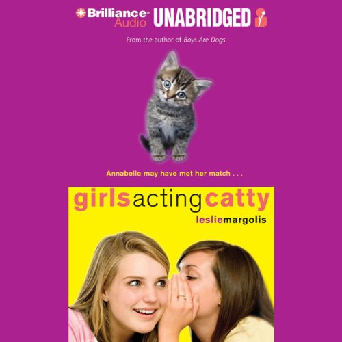 Girls Acting Catty  audiobook cover art