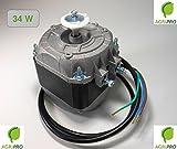 Agripro - Moteur pour ventilateur pentavalent W 34,compresseur frigo ventilateur électrique