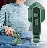 BOYH Micro Ferro da Stiro Professionale, Abbigliamento Portatile per Indumenti a Vapore Mini piroscafo da Viaggio in Tessuto a Vapore