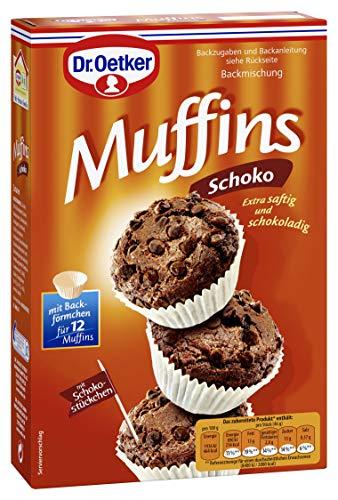 Dr. Oetker Muffins Schoko (1 x 335 g)