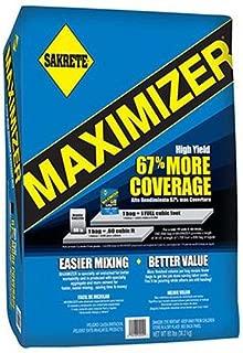 Best maximizer concrete mix Reviews
