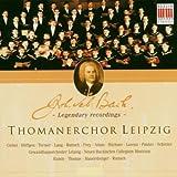 Bach: Thomanerchor Leipzig (Legendary recordings)