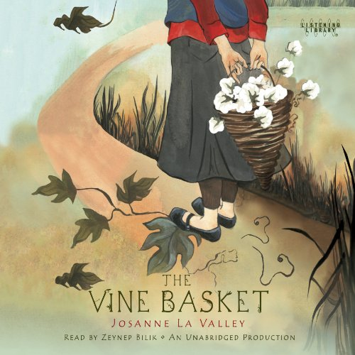 The Vine Basket audiobook cover art