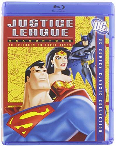 Justice League Of America: Season 1 [Edizione: Stati Uniti]