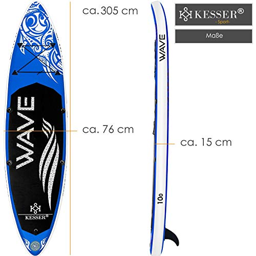 Kesser Stand Up Paddle Board 320 cm - 7