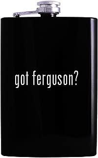 got ferguson? - 8oz Hip Alcohol Drinking Flask, Black
