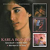 Karla Bonoff - Karla Bonoff/Restless Nights/Wild Heart Of The Young by Karla Bonoff (2013-11-12)