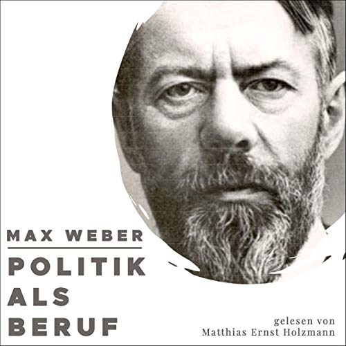 Politik als Beruf cover art