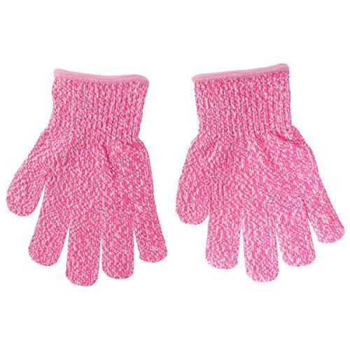 BESTonZON 1 Paar Level 5 Schnittfeste Kinderhandschuhe Handschutz Schutzhandschuhe Küchenwerkzeuge zum Schneiden und Schneiden (Pink, Größe XS)