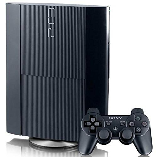 Sony PlayStation 3 250GB Console - Black