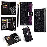 PHONETABLETCASE+ / for Compatible with HUAWEI Mate 10 pro Multi-cartes Slots Starry Sky Scalcade...
