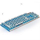 Spiel mechanische Tastatur mit der Hand zum Qing Axis Schwarz Axis Schwarz Axis Schwarz Achse Rot-Achse Draht Draht Competitive Tastatur FDWFN