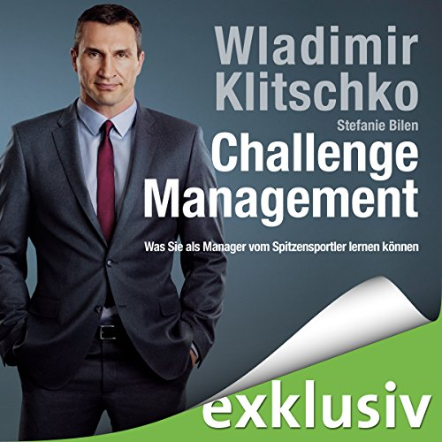 Challenge Management audiobook cover art