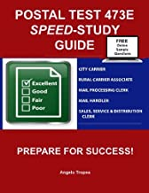 Postal Test 473E Speed-Study Guide