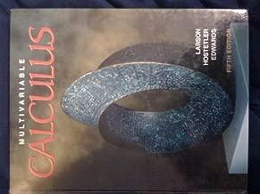 Multivariable Calculus 5th edition by Roland E. Larson, Robert P. Hostetler, Bruce H. Edwards (1995) Hardcover