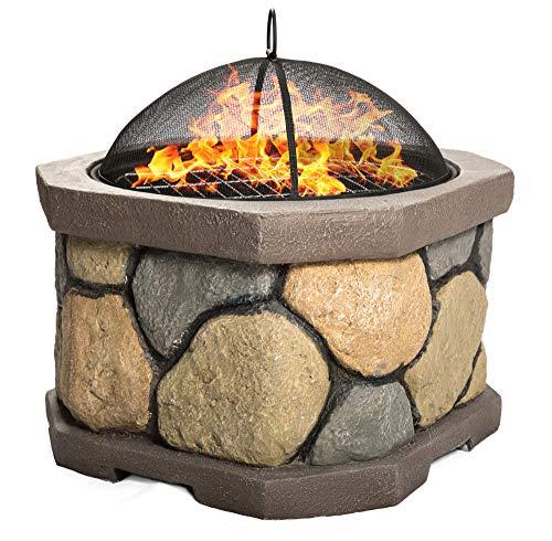 Homeology Bogota Fire Pit