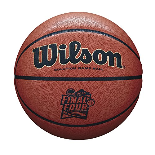 Find Bargain Wilson NCAA Women's Final Four Championship Game Basketball, Intermediate - 28.5