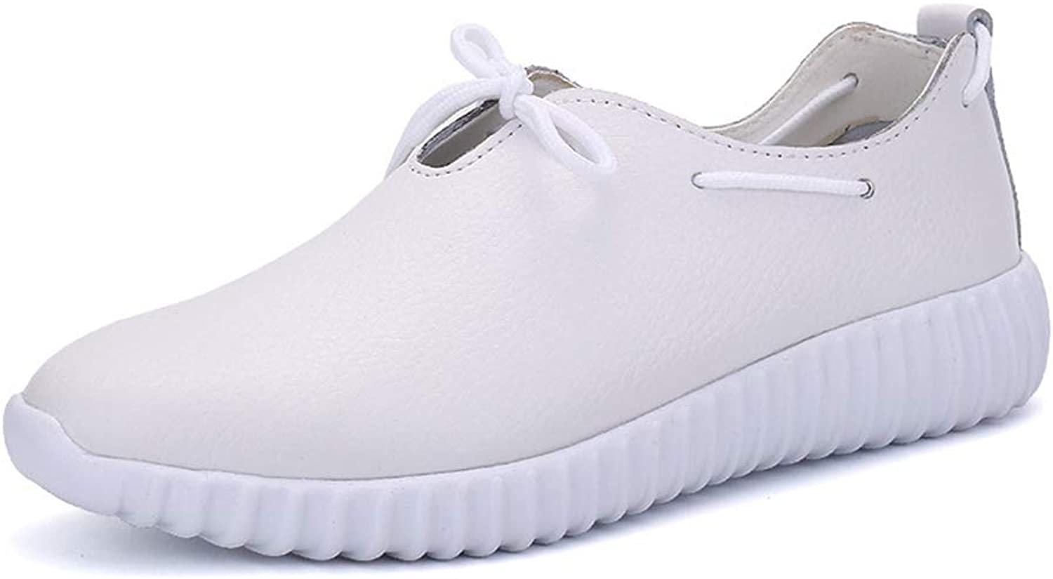 Women's Fashion Sneakers Soft Flats Casual Loafers Breathable Walking shoes Slip On Lazy shoes