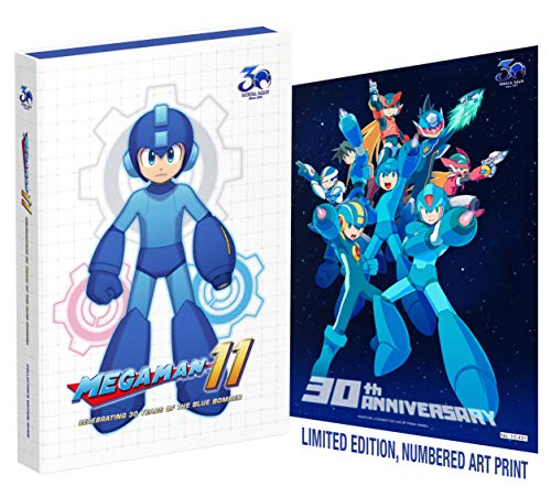Mega Man 11: Celebrating 30 Years of the Blue Bomber