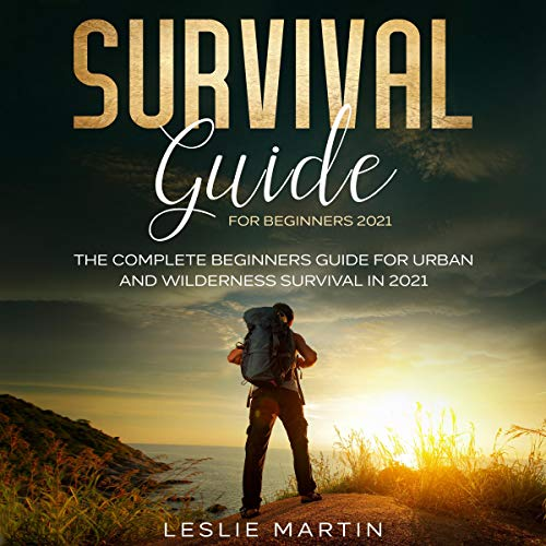 Survival Guide for Beginners 2020 cover art