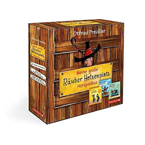 Meine große Räuber Hotzenplotz-Hörspielbox: 6 CDs