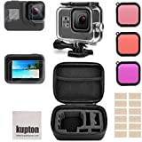 Kupton Kit di Accessori per GoPro Hero 8 Black include Custodia...