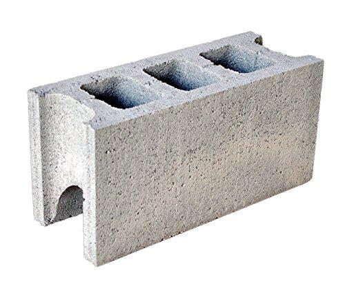 久保田セメント工業 コンクリートブロック 15cm ヨコ 2個入り 10150020(2P)