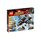 LEGO Super Heroes Iron Man & Thor Quinjet Aerial Battle Avengers| 6869