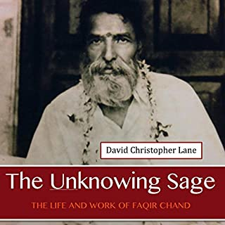 The Unknowing Sage audiobook cover art
