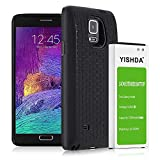 Best Galaxy Note 4 Batteries - Note 4 Battery, YISHDA 7000mAh Replacement Battery Compatible Review