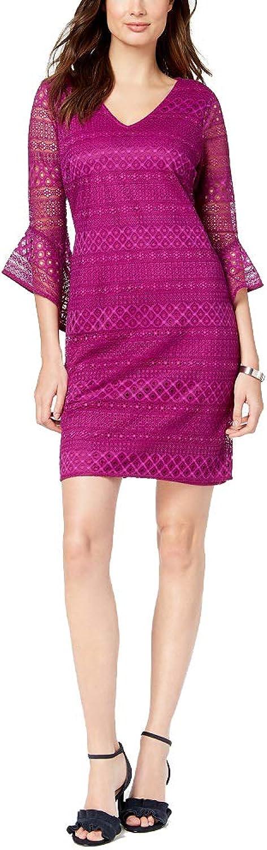 Alfani Petite Lace Shift Dress